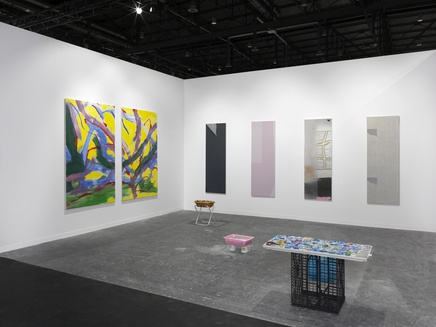 Booth Installation View #1