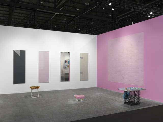 <p>Booth Installation View #3</p>